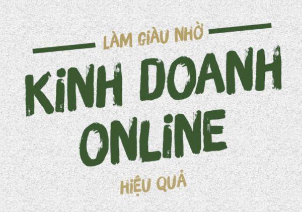 nghề tay trái hái ra tiền - nghề kinh doanh online