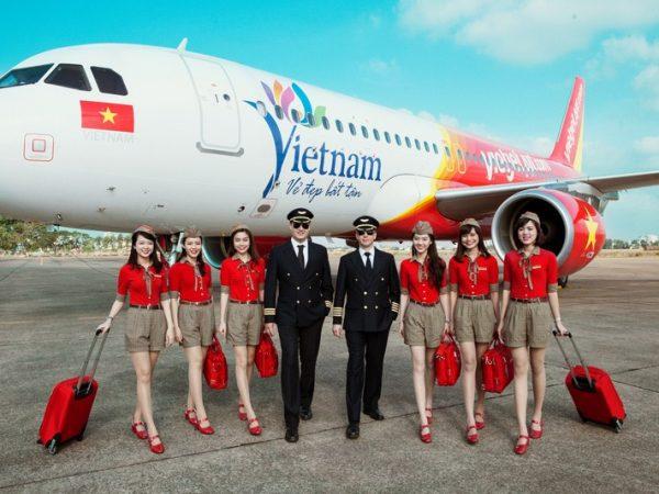 ngành nghề 2020 - nghề tiếp viên hàng không