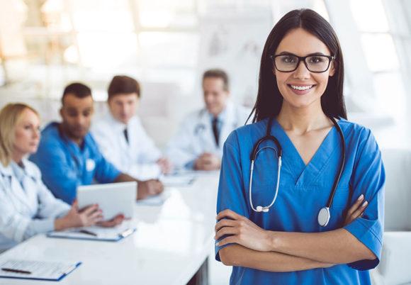 ngành nghề cho nữ nghề y tá