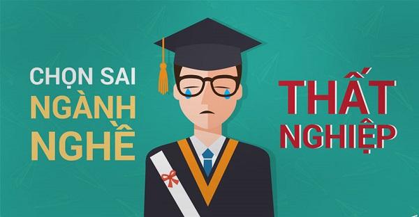 học ngành gì không sợ thất nghiệp