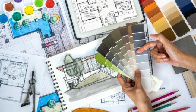 học thiết kế nội thất bắt đầu từ đâu