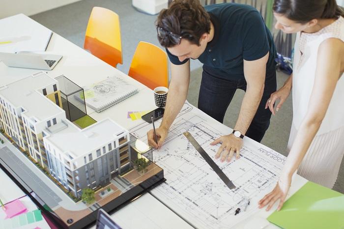ngành thu nhập cao: ngành kiến trúc